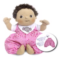 Rubens Barn Rubens Babydoll With Diaper Molly