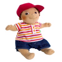 Rubens Barn Rubens Kids Doll Tim