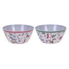 Scale Melamine Christmas