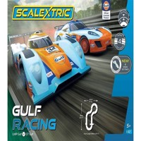 Scalextric gulf racing