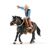 Schleich Western Cowboy in the Saddle