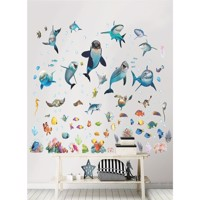 Sea Adventure / Under havet Wallstickers