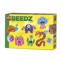 SES Beedz Ironing Beads Glow in the Dark Monsters