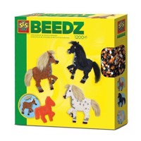 SES Beedz Ironing Beads Horses with Manes
