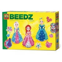 SES Beedz  Iron on beads Princess Diamond