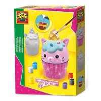 SES Casting and Painting  Unikitty Cupcake