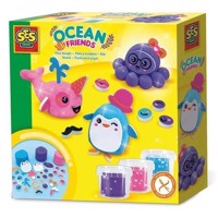 SES Clay  Ocean Animals