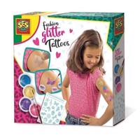SES Fashion Glitter Tattoos