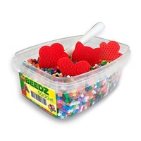 SES Iron on beads Action box  4 plates, 5000 pcs