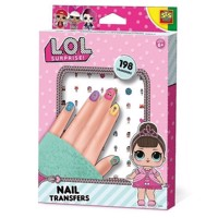 SES LOL Nails Decorate