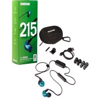 Shure  SE215BT1 Special Edition  Wireless Sound Isolating Earphones Blue