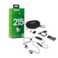 Shure  SE215BT1  Wireless Sound Isolating Earphones Clear