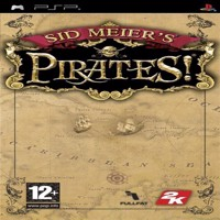 Sid Meiers Pirates - PS Portable