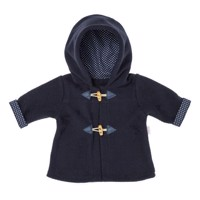 Skrållan - Dolls Clothing - Duffelcoat