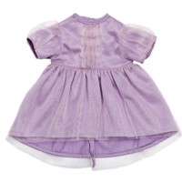 Skrållan - Lillian Dolls Clothing - Purple Party Dress, 36 cm