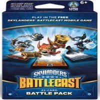 Skylanders Battlecast 22 Card Battle Pack B