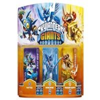 Skylanders GIANTS Triple Pack w1 Pop Fizz, Trigger Happy, Whirlwind