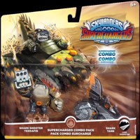 Skylanders SuperChargers  Combo Pack  Shark Shooter Terrafin  Shark Tank