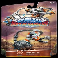 Skylanders SuperChargers  Figures  Smash Hit
