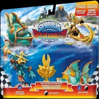 Skylanders SuperChargers  Pack  Sea Racing Action Pack