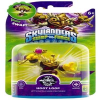 Skylanders Swap Force Hoot Loop Shapeshifter Magi