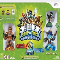 Skylanders Swap Force Starter Pack - Wii