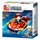 Sluban Fire Department Hovercraft