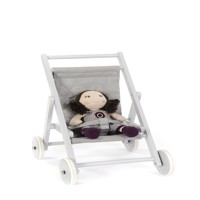 Smallstuf Fdoll Buggy Grey