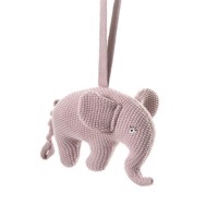 Smallstuff  Elephant Music Mobile  Powder