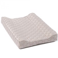 Smallstuff - Quilted Changing Pad - Cold Rose