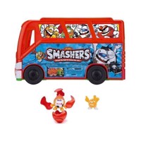 SMASHERS - Football Team Bus