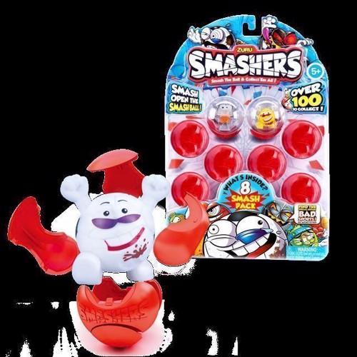 SMASHERS - Sport 8 pack