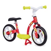 Smoby balance bike red