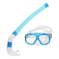 Snorkel set  Light blue