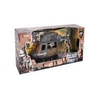 Soldier Force -  VIII Stealth Patrol Helicopter Set