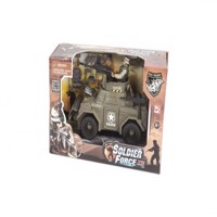 Soldier Force - Quick Vehicle Tank Army