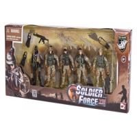 Soldier Force - VIII  Soldier Playset