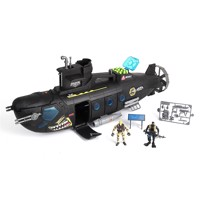 Soldier Force deep sea submarine playset