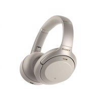 Sony WH1000XM3 Wireless Noise Cancelling Headphones  Silver