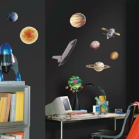 SPACE TRAVEL Wallstickers