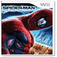 SpiderMan Edge of Time - Wii
