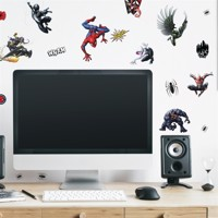 Spiderman Favorit Wallstickers