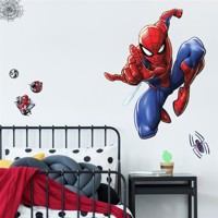 Spiderman Gigant Wallsticker
