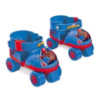 Spiderman Roller skates with protection set