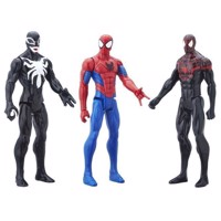 SpiderMan  Titan Hero Series Collection 3 Pack C1916EU50