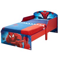 Spiderman wooden junior bed 140Cm
