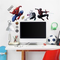 Spiderman Wallstickers