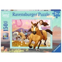 Spirit Puzzle  Wild and Free, 150st XXL
