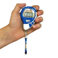 Sports Active Stopwatch to carabiner