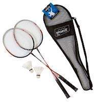 SportX Badmintonset Pro in Bag